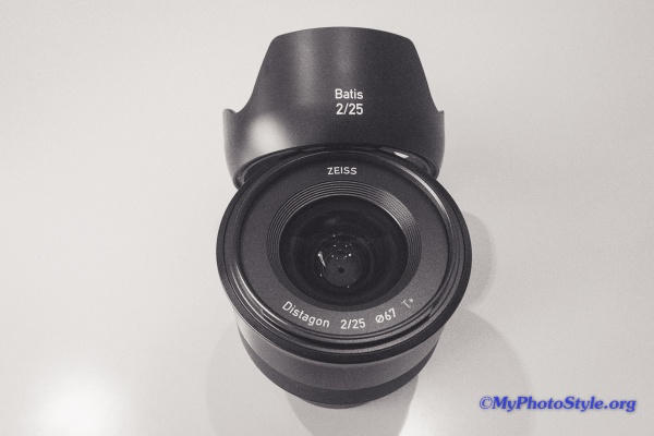 Carl Zeiss Batis 25mm F2