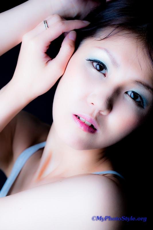 Asuka作品撮り