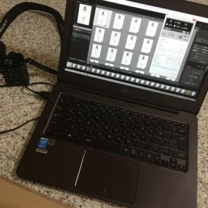 SONY α6000でテザー撮影するための手順