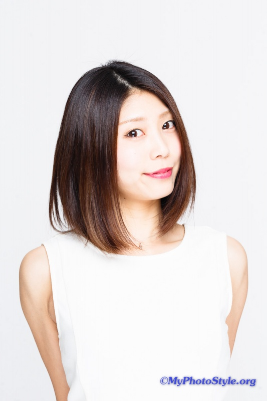 吉岡由梨子さんオーディション撮影