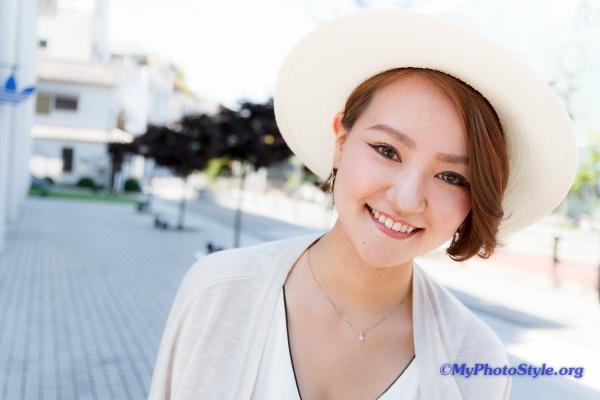 Natsumiさんガールズスナップ@原宿、使用機材:Canon EOS60DとTamron SP AF17-50mm F/2.8 XR DiⅡ VC