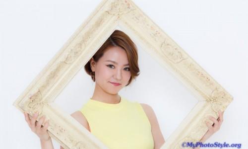Natsumiさんスタジオポートレート、使用機材:Canon EOS5DMarkⅢとCanon EF24-105mm F4L IS USM