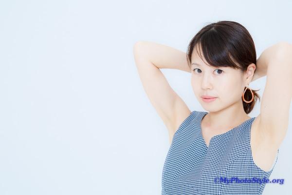 中山恵奈さんポートレート3回目