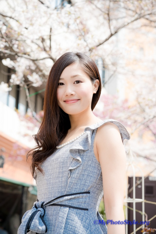 Shizunaさん新宿スナップ。使用機材:SONYα7Ⅱとzeiss Batis 1.8/85