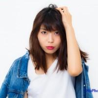 吉岡由梨子さん宣材撮影