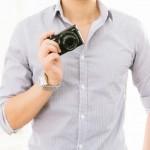 脚長に撮影をする方法!カメラの画角を変えて撮る