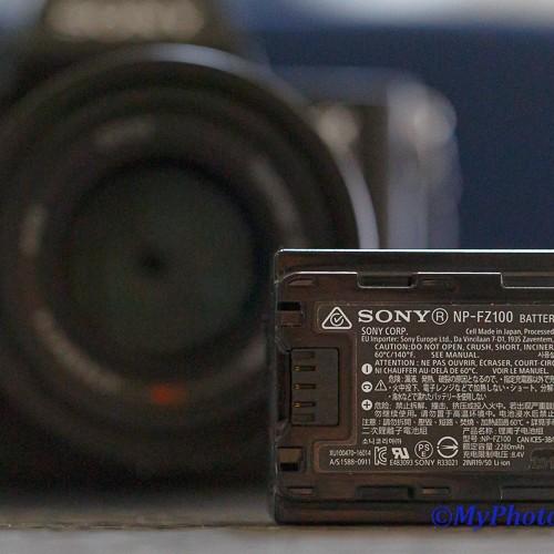 バッテリーの容量は撮影の生命線