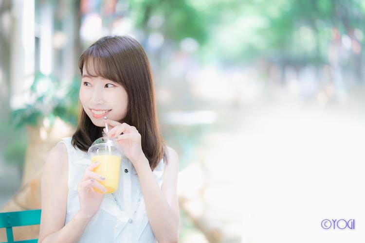 natsumi 私服ポートレート