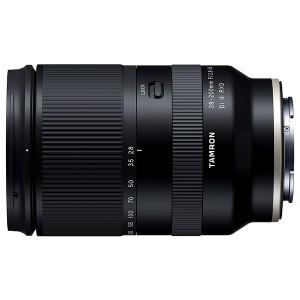 TAMRON 28-200mm F/2.8-5.6 Di III RXD:フルサイズ用高倍率ズームでポートレートを撮る