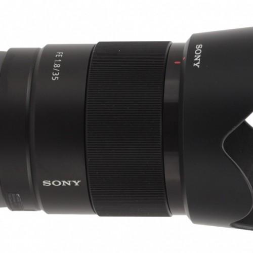 SONY FE 35mm F1.8 レビュー