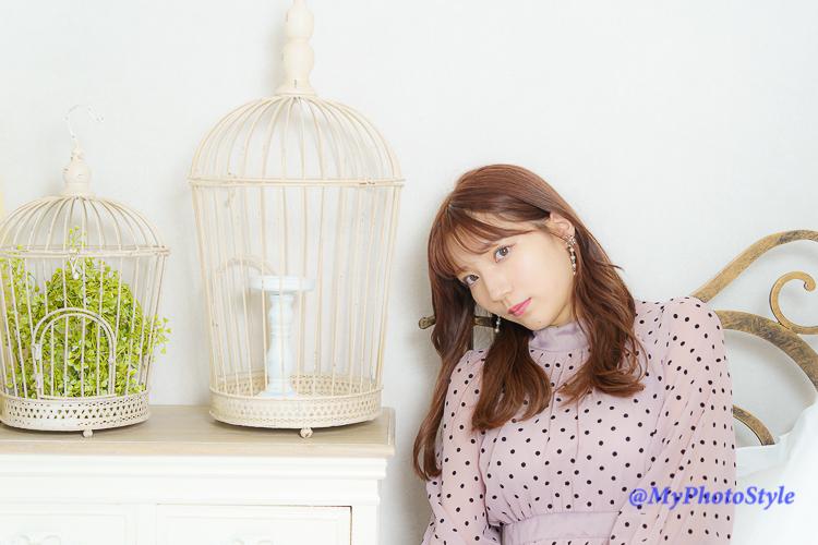 茉冬生ポートレート:アル撮影スタジオ