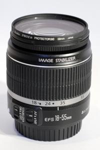 EF-S18-55mm