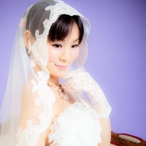 Aika san Vol.02 ウェディングドレス作品撮り